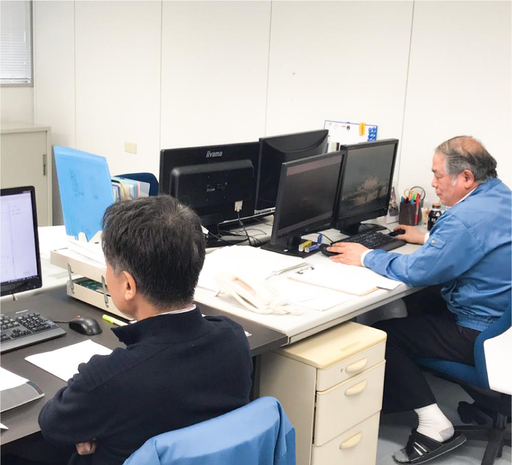 神戸分室画像 オフィス