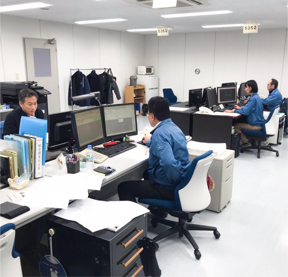 滋賀栗東支社オフィス 画像